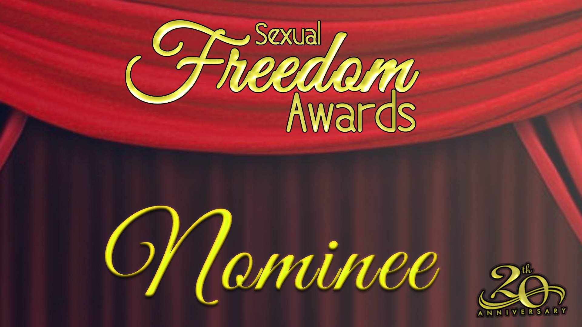 Sexual Freedom Awards Logo