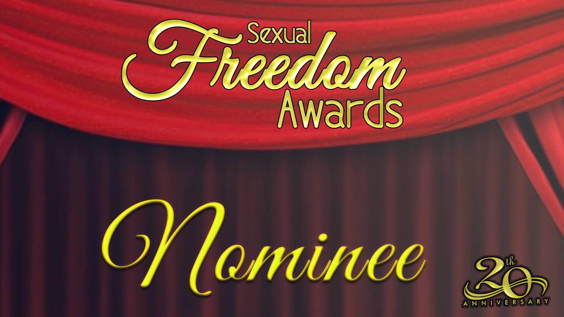 Sexual Freedom Awards Logo